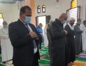 افتتاح مسجدين بحوش عيسى فى البحيرة بتكلفة 2.6 مليون جنيه.. صور