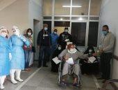 """""""جميعهم يعانون أمراضا مزمنة"""".. تعافي وخروج 4 حالات كورونا من عزل قنا العام"""