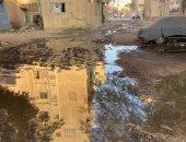 شكوى من عدم رصف شارع جويلى بمنطقة الثلاجة بالقاهرة .. والمحافظة تستجيب