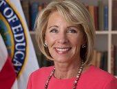 استقالة وزيرة التعليم الأمريكية احتجاجا على اقتحام أنصار الرئيس ترامب مبنى الكونجرس