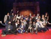 """مسرح الشباب يحتفل بعرض """"أفراح القبة"""" وحصوله على 6 جوائز بالقومى للمسرح"""