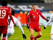 بايرن ميونخ يتلقى هزيمته الأولى فى 2021 أمام مونشنجلادباخ بالبوندزليجا