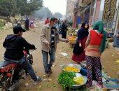 محافظ الغربية يتابع رفع المخلفات وفض 3 أسواق بمدينة السنطة