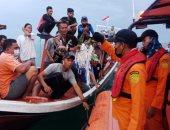تحطم طائرة إندونيسية بعد 4 دقائق من تحليقها.. فيديو