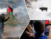 العالم هذا الصباح.. العاصفة فيلومينا تضرب إسبانيا وتجمد العاصمة مدريد.. وإصابة عشرات الفلسطينيين بالاختناق خلال مواجهات مع الاحتلال الإسرائيلى.. وأطفال الفلبين الفقراء يعيشون معاناة من أجل التعلم عن بعد