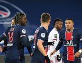 باريس سان جيرمان يحقق فوزه الأول مع بوتشيتينو بثلاثية في شباك بريست.. فيديو