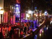 العربية: ليلة شغب ثانية فى هولندا قبل فرض حظر التجول بسبب كورونا