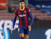 أراوخو خارج حسابات برشلونة ضد دينامو كييف وريال مدريد بالكلاسيكو