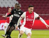 التعادل يحسم كلاسيكو هولندا المثير بين أياكس ضد آيندهوفن.. فيديو
