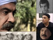 هادي الجيار في 20 صورة تلخص مسيرته الفنية والإنسانية