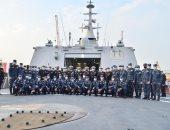 """10 معلومات مهمة عن الفرقاطة الشبحية """"بورسعيد"""" المنضمة حديثا للقوات البحرية"""