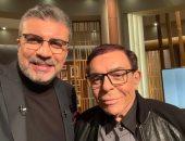 """الفنان سمير صبرى يحل ضيفا على برنامج """"واحد من الناس"""" اليوم"""