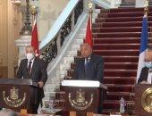 سامح شكرى: الرئيس السيسي اجتمع بوزراء خارجية الأردن وفرنسا وألمانيا