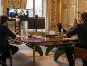 لقاء بين إيمانويل ماكرون والممثل إدريس ألبا بشأن دعم صغار المزارعين