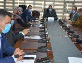 محافظ الدقهلية يوجه بسرعة انتهاء أعمال الأجهزة التنفيذية لـ26 قرية بشربين