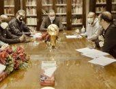 لجنة التخطيط للكرة بالاهلي تجتمع مع موسيماني.. اعرف السبب
