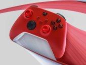 مايكروسوفت تكشف عن نسخة حمراء من ذراع التحكم فى العاب إكس بوكس