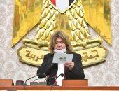 أبرز قضية.. فريدة الشوباشى: رئاستى للجلسة الافتتاحية للبرلمان هدية من ربنا