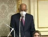 على عبد العال يؤدى اليمين الدستورية أمام مجلس النواب