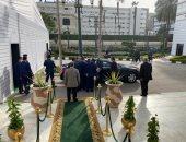 على عبد العال يغادر مقر مجلس النواب بعد أداء اليمين الدستورية