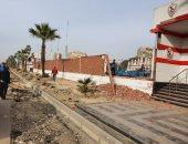 محافظة الجيزة توضح تفاصيل إزالة مخالفات نادى الزمالك النهرى