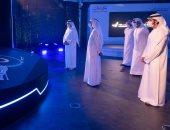 محمد بن راشد يعلن إطلاق مشروع قمر صناعي لمراقبة كفاءة شبكة الكهرباء