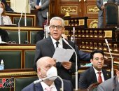 المستشار حنفى جبالى رئيسا لمجلس النواب 2021