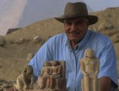 زاهى حواس:أغلب المصريين خاصة بالصعيد صورة طبق الأصل من المصرى القديم