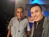 """محمد السماحى يقدم فى """"الليلة"""" حلقة خاصة عن هادى الجيار على الفضائية المصرية"""