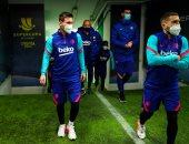 برشلونة يرفع درجة الاستعداد القصوى قبل مواجهة سوسيداد فى السوبر الإسباني