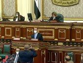 """نواب محافظتى الإسكندرية وبورسعيد """"فردى"""" يؤدون اليمين أمام المجلس"""