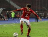 محمد هاني يغيب عن الأهلي لمدة أسبوع بعد إصابة الخلفية أمام بيراميدز