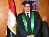عمرو أبو زيد يحصل على دكتوراه الفلسفة في تأثير الإعلام الإلكتروني على الأمن القومي من أكاديمية ناصر