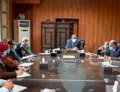 رئيس جامعة بنى سويف: الانتهاء من إعداد كارنيهات الطلاب بنظام الهوية الرقمية