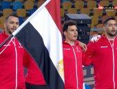 محمد سند أفضل لاعب فى مباراة مصر والسويد ببطولة العالم لليد
