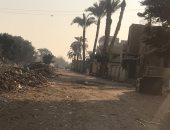 قارئ يشكو عدم رصف طريق منشأة أبو صير ببنى سويف.. ورئيس المدينة يرد