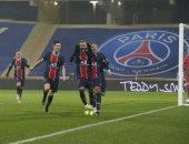 """باريس سان جيرمان بطل السوبر الفرنسي للمرة العاشرة بثنائية ضد مارسيليا """"فيديو"""""""