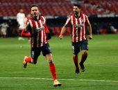 يونايتد وليفربول يتصارعان على خطف ساؤول مهاجم أتلتيكو مدريد