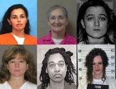قبل ليزا مونتجمري.. سيدات حكم عليهن بالإعدام فى الولايات المتحدة.. ألبوم صور
