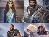 """أبطال """"أهل الكهف"""" يعودون بالزمن فى لوك جديد خلال صورة ترويجية للفيلم"""
