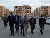 محافظة بورسعيد تعلن إقامة سوق حضاري ومسطحات خضراء بمنطقة القابوطي