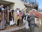 جنوب سيناء تحتفل بالذكرى الأولى لافتتاح مضمار الهجن الدولى بمدينة شرم الشيخ