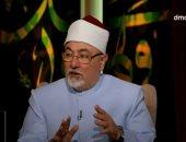 خالد الجندى: عدم لبس الكمامة فى الأماكن المغلقة مخالفة لأمر إلهى
