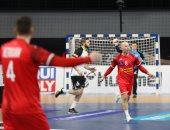 سويسرا تهزم أيسلندا 20 - 18 في الدور الرئيسى لمونديال اليد