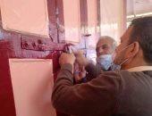 إعدام 200 كيلو أغذية فاسدة وتشميع كافيهات مخالفة خلال حملة بالدقهلية