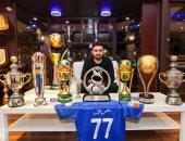 عمر خربين يودع الهلال السعودى: قضيت سنوات مليئة بالذهب مع أعظم أندية آسيا