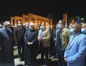 وزير السياحة يعلن عن فتح المزارات الأثرية مجانا فى أسوان بمناسبة العيد القومى
