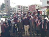 رئيس جامعة سوهاج يشهد ختام دورة لغة الإشارة لخدمة ذوى الاحتياجات الخاصة.. صور