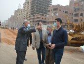 محافظ القليوبية يتابع تطوير شارع أحمد عرابى بشبرا ويستجيب لشكاوى المواطنين بقليوب