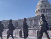 قائد الحرس الوطنى الأمريكى: 200 عنصر من عناصر الحرس ثبتت إصابتهم بكورونا